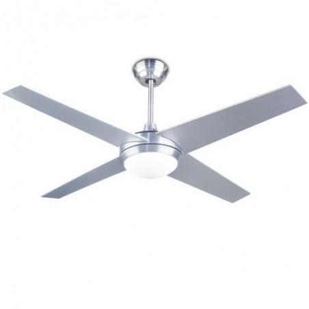 Ventilatore a soffitto con luce Led Leds C4 Hawai
