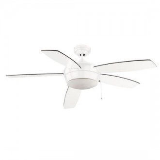 Ventilatore a soffitto con luce Led Leds C4 Samal