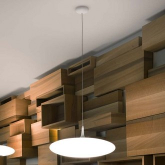 Lampada da soffitto Linea Light Squash Led