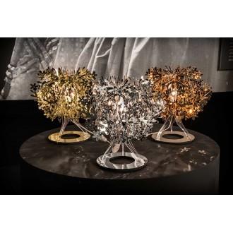 Lampada da tavolo Fiorellina gold, silver, copper