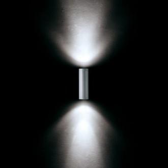 Apparecchio per esterni a parete Ares Emma biemissione (diametro 70mm)