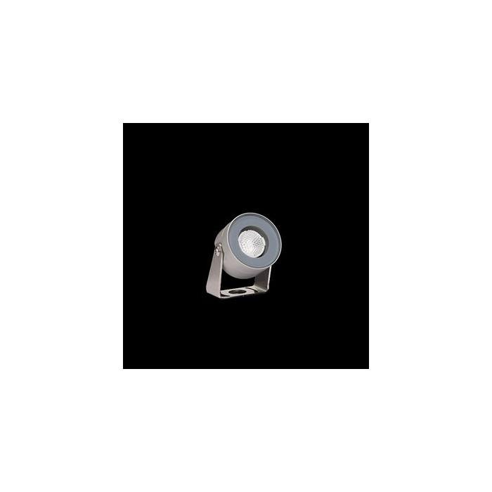 Proiettore di forma tonda per installazione esterna Ares Mini Martina Led