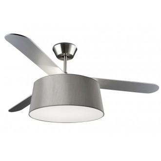 Ventilatore con luce Led Leds C4 Belmont