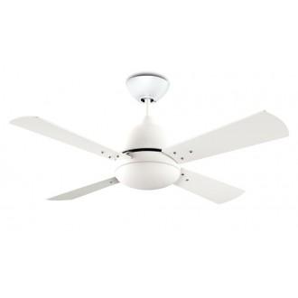 Ventilatore a soffitto con luce Led Leds C4 Borneo