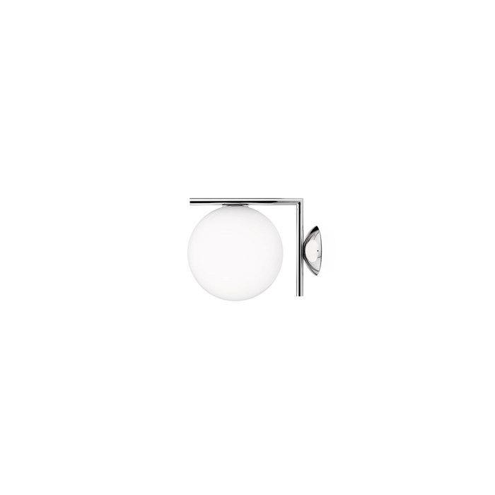lampada da parete o soffitto flos ic c w 1