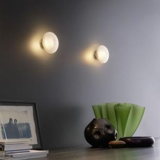 Lampada da parete o soffitto Fontana Arte Sillaba