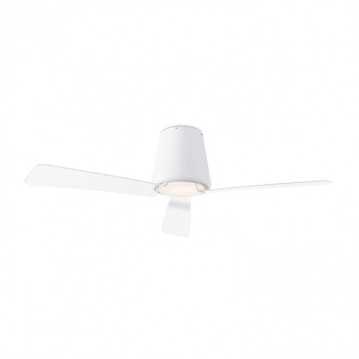 Ventilatore Da Soffitto Con Luce Leds C4 Garbì