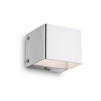 Applique Ideal Lux Flash Quadrato