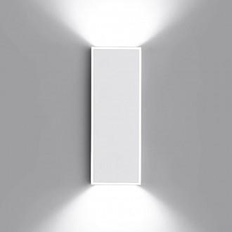 Lampada a parete Vibia Alpha 2 luci
