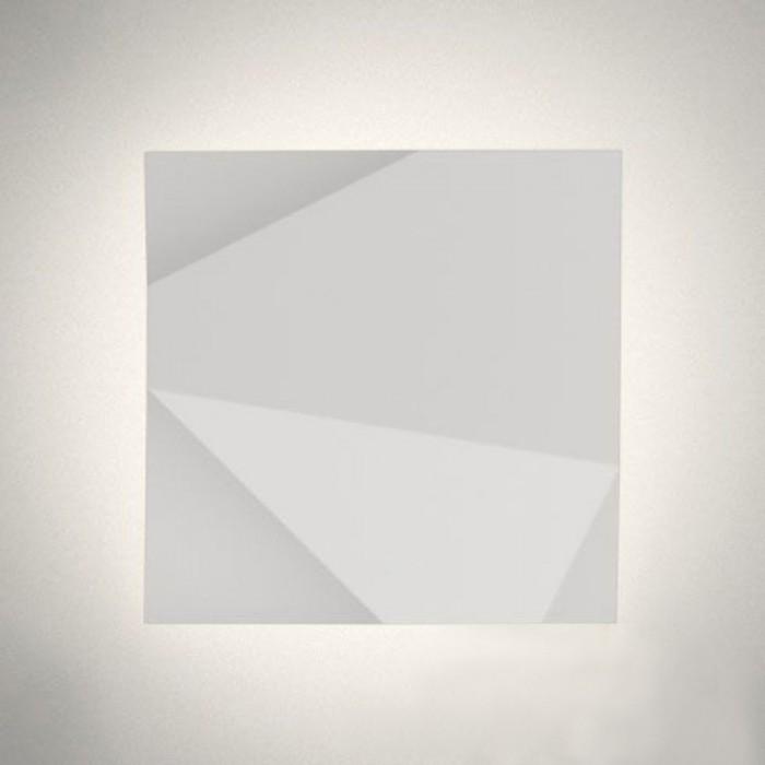 Lampada da parete da esterno vibia origami - Lampada da esterno a parete ...
