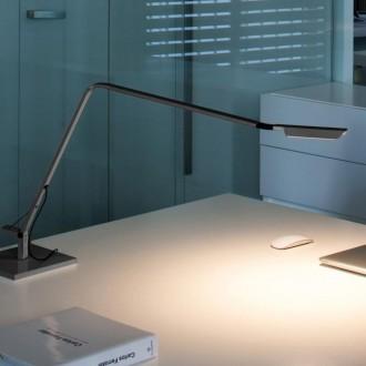 Lampada da tavolo Vibia Flex lucida