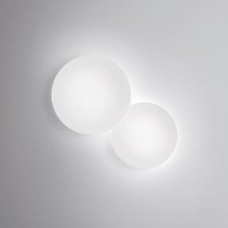 Lampada da parete o soffitto Vibia Puck 2 luci