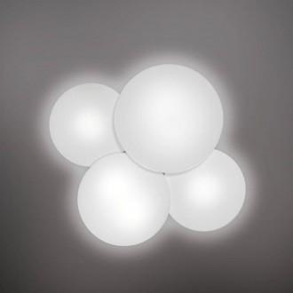 Lampada da soffitto Vibia Puck 4 luci