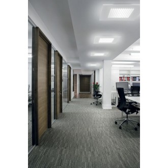 Lampada da soffitto Linea Light  Dublight LED (medium)