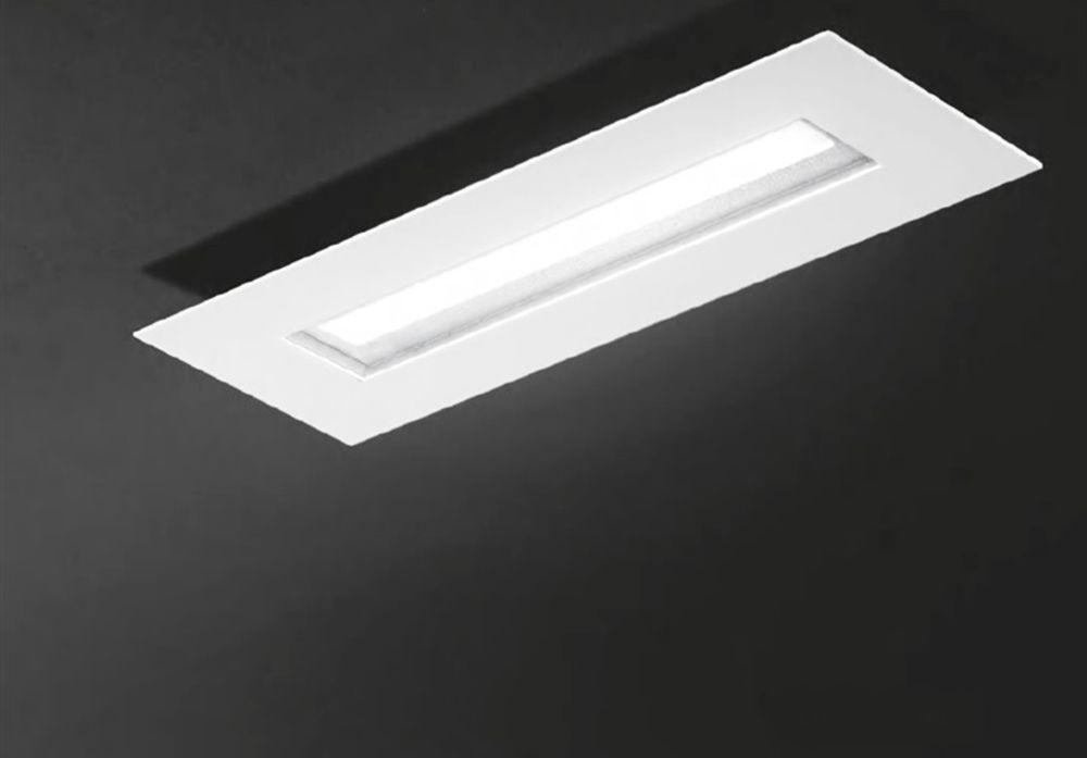 Illuminazione Da Soffitto Per Ufficio : Lampada da soffitto gea luce virginia p m