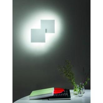 Lampada da parete Studio Italia Design Puzzle Double Square