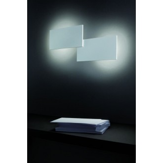 Lampada da parete Studio Italia Design Puzzle Double Rectangle