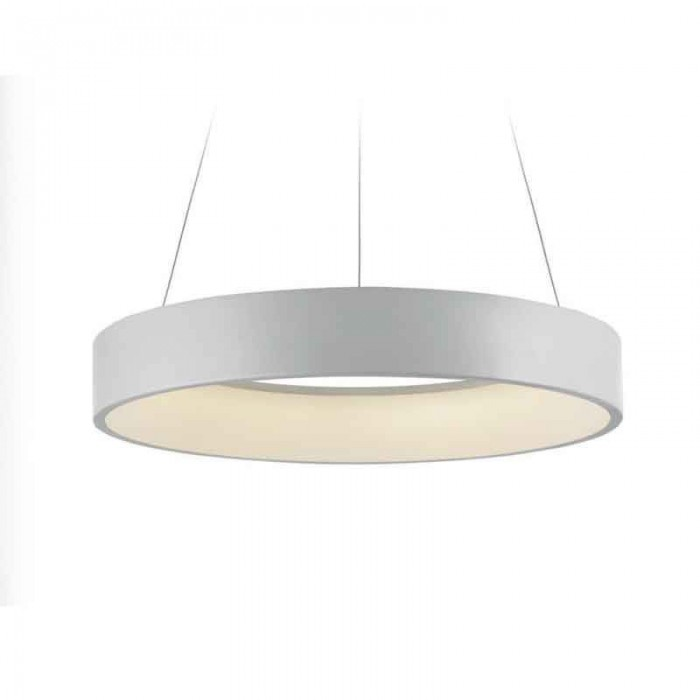 Lampade A Sospensione Per Ufficio Prezzi.Lampada A Sospensione Pan International Hoop Diametro 60 Cm