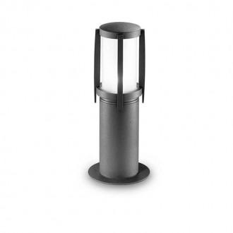 Lampada da terra per esterni Perenz con diffusore in vetro altezza 35 cm