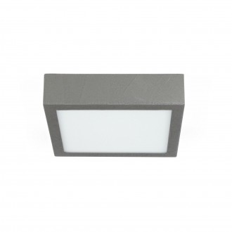 Lampada da soffitto Linea Light Box_SQ Led (medium)