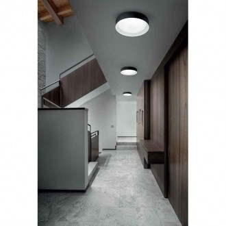 Lampada da soffitto LED Linea Light Crew_2 12W