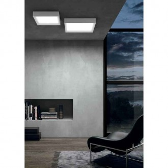 Lampada da soffitto LED Linea Light Tara_Q  22W