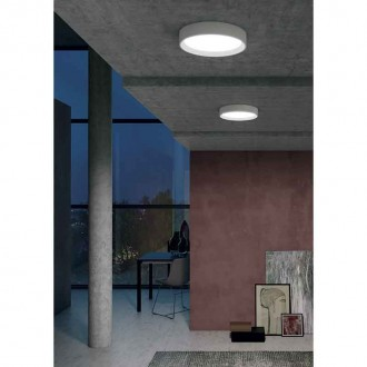 Lampada da soffitto LED Linea Light Tara_R  25W