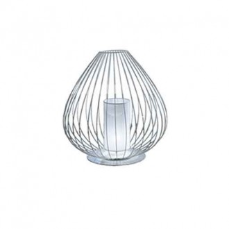 Lampada da terra/ tavolo Karman Cell (Altezza 62 cm)