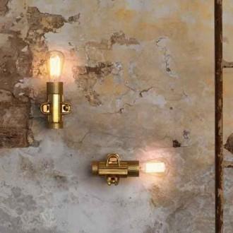 Lampada da parete Karman Nando (Altezza 15 cm)
