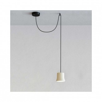 Lampada a sospensione LED Artemide Giò Light Decentrata