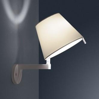 Lampada da parete Artemide Melampo con interruttore