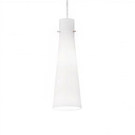 Lampada a sospensione Ideal Lux Kuky Bianco SP4