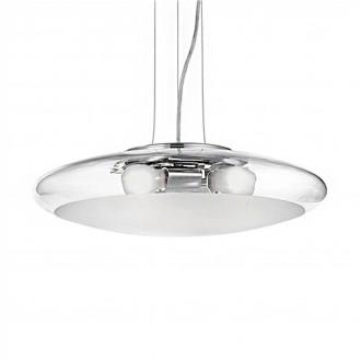 Lampada a sospensione Ideal Lux Smartie Clear SP3 D40
