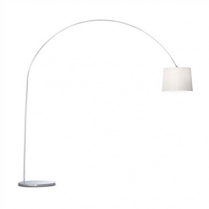 lampada da terra ideal lux dorsale