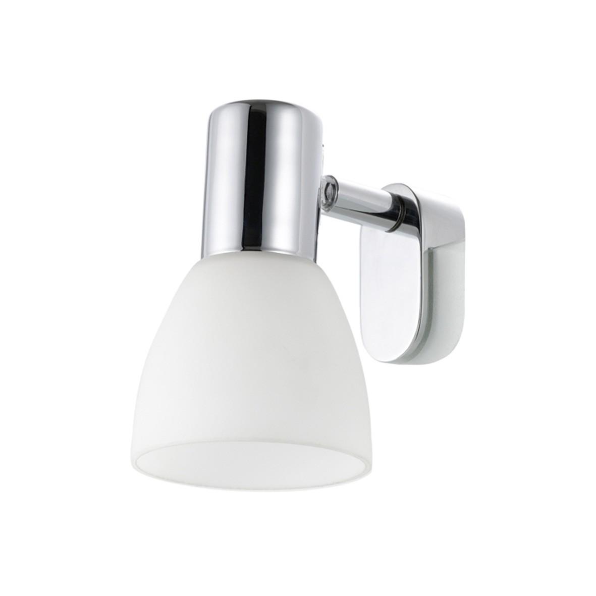 Lampade Per Bagno Da Specchio.Lampada Per Specchio Eglo Sticker Vetro Brillaluce It