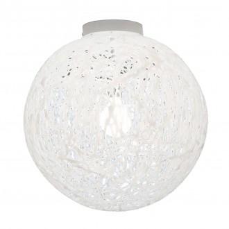 Plafoniera Emporium Lucelab Reload Bianco