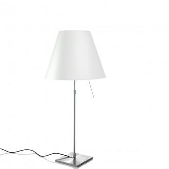 Lampada da tavolo Luceplan Costanza interruttore