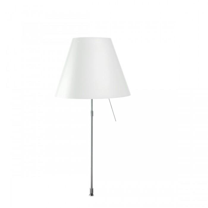 Lampada tavolo Luceplan Costanza dimmer perno di fissaggio