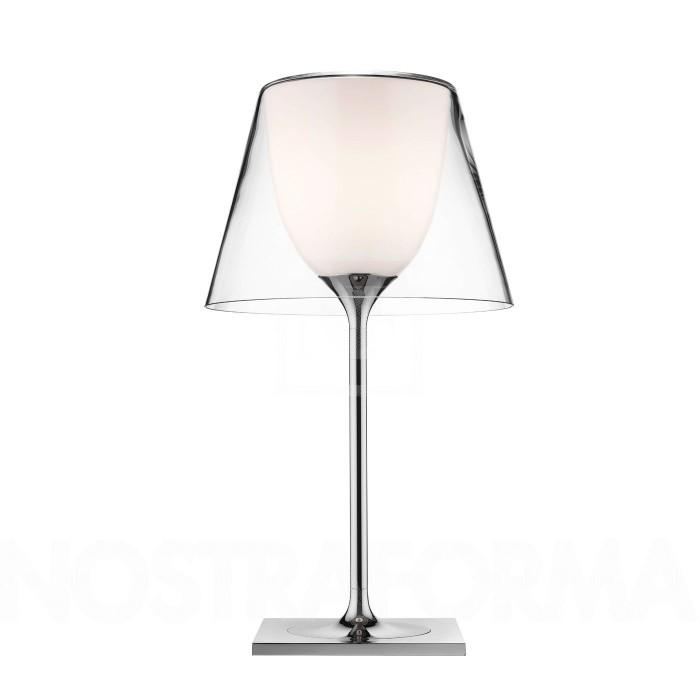 Lampada da tavolo Floss Ktribe T1 Glass