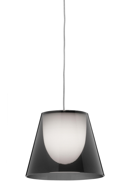 Lampade Sospese Flos: Lampade sospese a led lampada sospensione caliban alluminio.