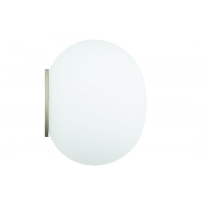 Lampada a parete Flos Mini Glo Ball C/W