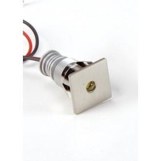 Faretto Egoluce LED incasso Dot Quadro