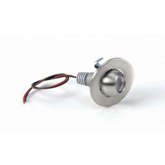 Faretto LED incasso orientabile Egoluce Occhiio