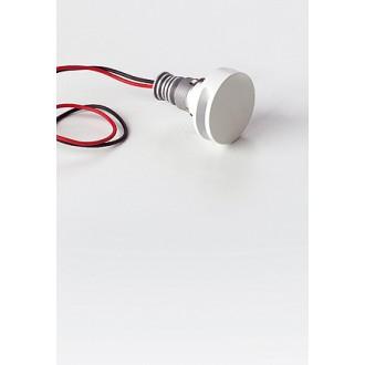 Faretto biemissione LED Egoluce Trim Tondo