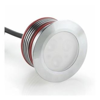 Faretto LED tondo Egoluce Zeppelin Maxi