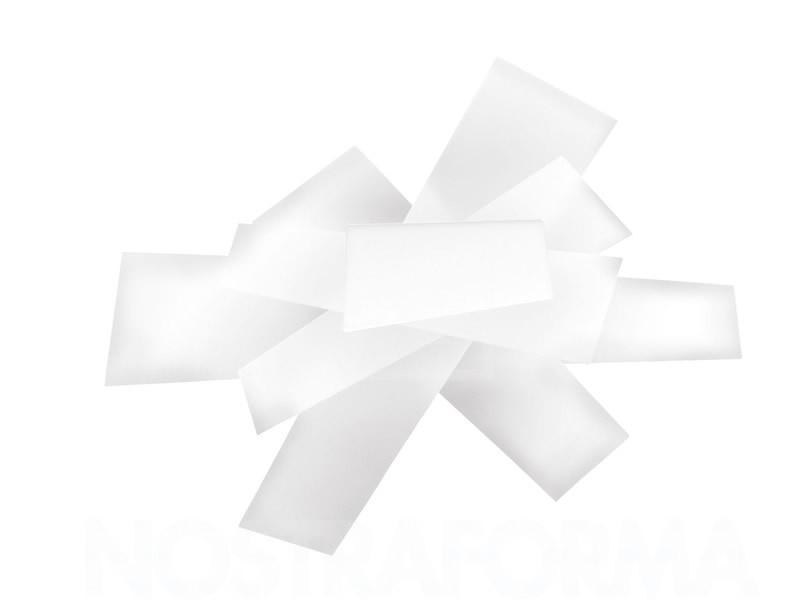 Plafoniera Foscarini : Plafoniera foscarini big bang brillaluce vendita lampade online