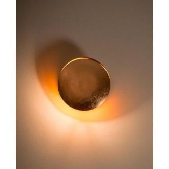 Lampada da parete Catellani & Smith Lederam (diam.17cm)