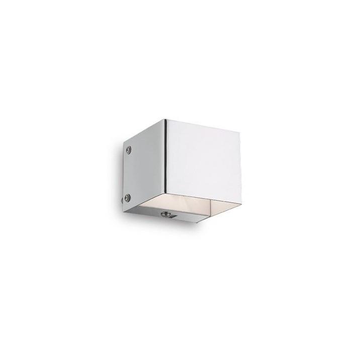 Applique Ideal Lux Flash Quadrato