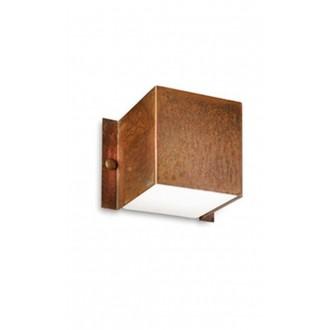 Lampada a parete Il Fanale Decori Cubetto LED