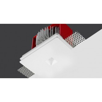 Faretto LED da incasso Buzzi & Buzzi Geniusquare